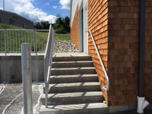 URI staircase